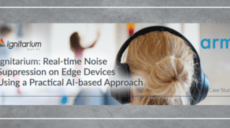 AI based Real Time Noise Suppression