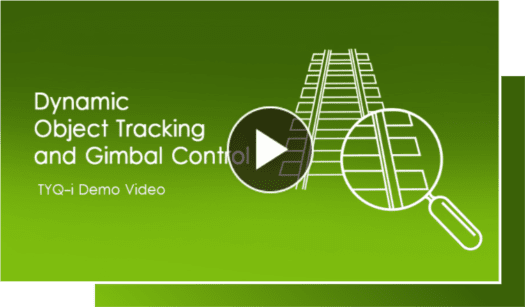 Dynamic Object tracking and Gimbal Control