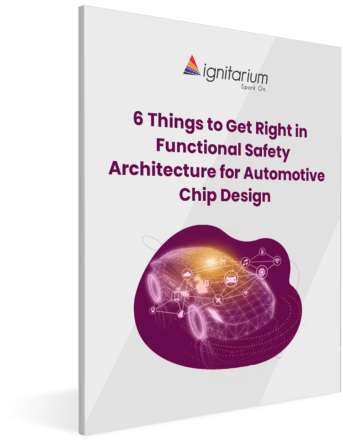 Functional Safety Architecture Checklist Cover Page